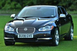 2008 Jaguar XF 4.2 V8 S auto 2009MY Supercharged SV8 Photo