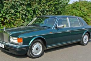 1995 ROLLS ROYCE SILVER SPUR III GREEN Photo