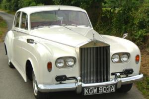 1963 ROLLS ROYCE SILVER CLOUD III only 3 owners !