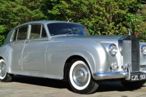 ROLLS ROYCE SILVER CLOUD II 1962 LAST OWNER 33 YEARS