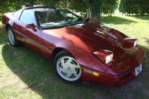 Chevrolet Corvette 5.7 V8 C4 1988 TARGA AUTOMATIC LHD Photo