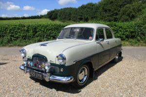 1955 FORD ZEPHYR SIX MK1 CLASSIC CAR - SHOW WINNING CAR - VERY RARE Photo