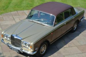 BENTLEY T1 SALOON 1972