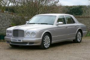 2004 Bentley Arnage R Facelift Model Photo