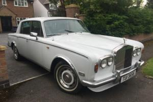 1975 Rolls Royce Silver Shadow I - beautiful classic with tan leather