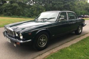 Daimler Double six  V12 5.3  XJ12 ABS CAT FINAL EDITION 1992 Model Photo