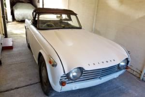 Triumph TR4a 1963 Restoration Project UK Car Right Hand Drive NO RESERVE Photo