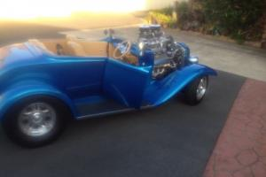 1928 Model A Ford Roadster in NSW