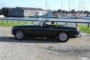 MGB Roadster. 1964. MK1. Pull Handle.