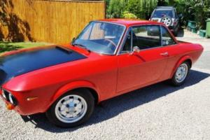 LANCIA FULVIA COUPE - 1.3s SERIES 2 - 1973 - LHD
