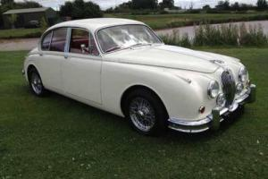 Jaguar MK II 3.8 MANUAL Photo