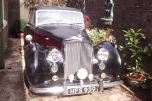 Bentley Mk V1 - H.J.Mulliner - Mark 6 1949