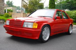 1987 Mercedes-Benz 190-Series 190 E BABY HAMMER Photo