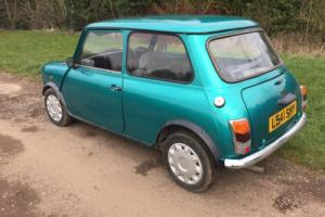 Classic Mini Sprite 1275cc, 43,000 miles from new, full service history
