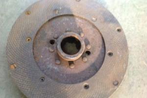 Used John Deere H Bonded Clutch Disc