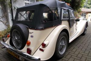 MORGAN 4/4 CONVERTIBLE 4 SEATER 1981 1597cc FULL WEATHER EQUIPMENT FULL HISTORY