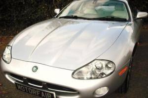 2004 Jaguar XK8 4.2 auto Coupe,Sat/Nav,Service history,68,000 miles,Low road tax Photo
