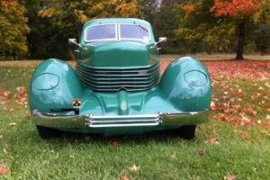 1937 Cord Westchester