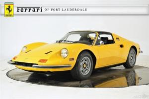 1973 Ferrari DINO 246 GTS Dino 246 GTS for Sale
