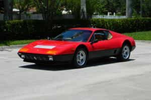1984 Ferrari Other 512 BBi BOXER BERLINETTA FULLY SERVICED
