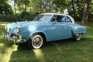 1952 Studebaker Commander Starliner Hard-Top
