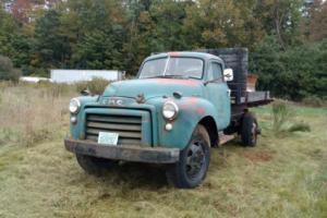1951 GMC Other flat bed dump