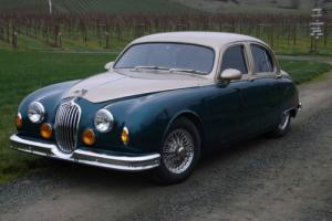 1956 Jaguar Mark I Photo