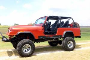 1983 Jeep Wrangler Lifted