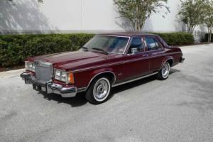 1978 Lincoln Versailles for Sale