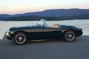 1957 MG MGA 1957 Roadster Photo