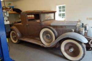 1931 Packard 833 coupe