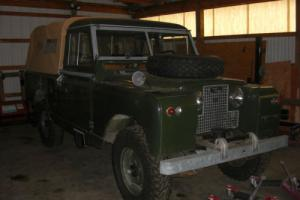 1959 Land Rover Defender Photo