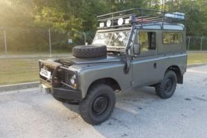 1971 Land Rover Defender Series 3 Photo