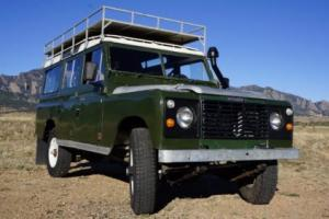 1962 Land Rover Defender Safari