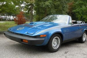 1978 Triumph Other TR-7 Convertable Photo