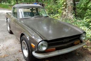 1970 Triumph TR-6 Photo