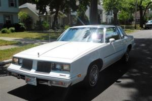 1981 Oldsmobile Cutlass