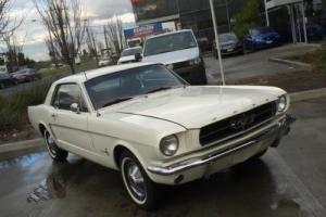 1965 Mustang Coupe in VIC