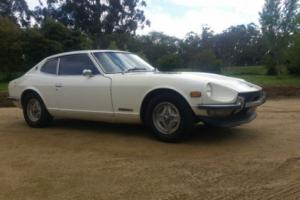1974 Datsun 260Z 2 2 in VIC