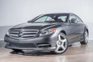 2011 Mercedes-Benz CL-Class 2dr Coupe CL550 4MATIC
