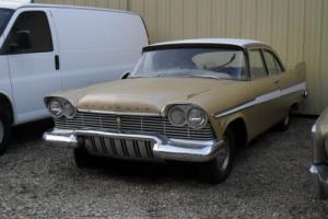 1957 Plymouth Other