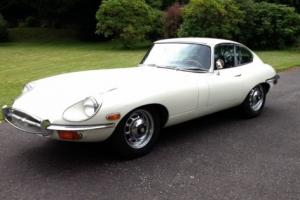1969 Jaguar E Type S2 Coupe Not A 2+2