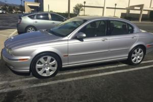 2005 Jaguar X-Type Photo