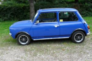 1979 MINI CLUBMAN 1275 GT decals. Full MOT LOTS OF MONEY SPENT.