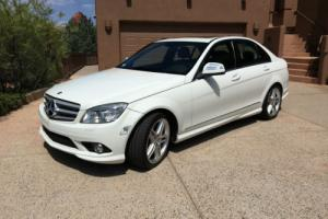 2008 Mercedes-Benz C-Class Photo