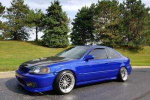 2000 Honda Civic Si 2dr Coupe Coupe 2-Door Manual 5-Speed I4 1.6L