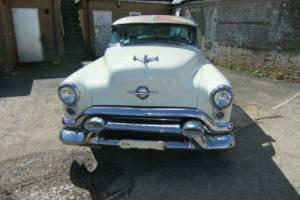 L@@K RARE 1953 OLDSMOBILE 98 HOLIDAY 2 DOOR HT £7850.00