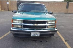1995 Chevrolet Silverado 1500 SHORT BED