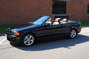 2002 BMW 3-Series 325ci