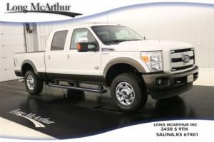 2016 Ford F-250 KING RANCH 4X4 CREW CAB NAV LEATHER MSRP $71050
